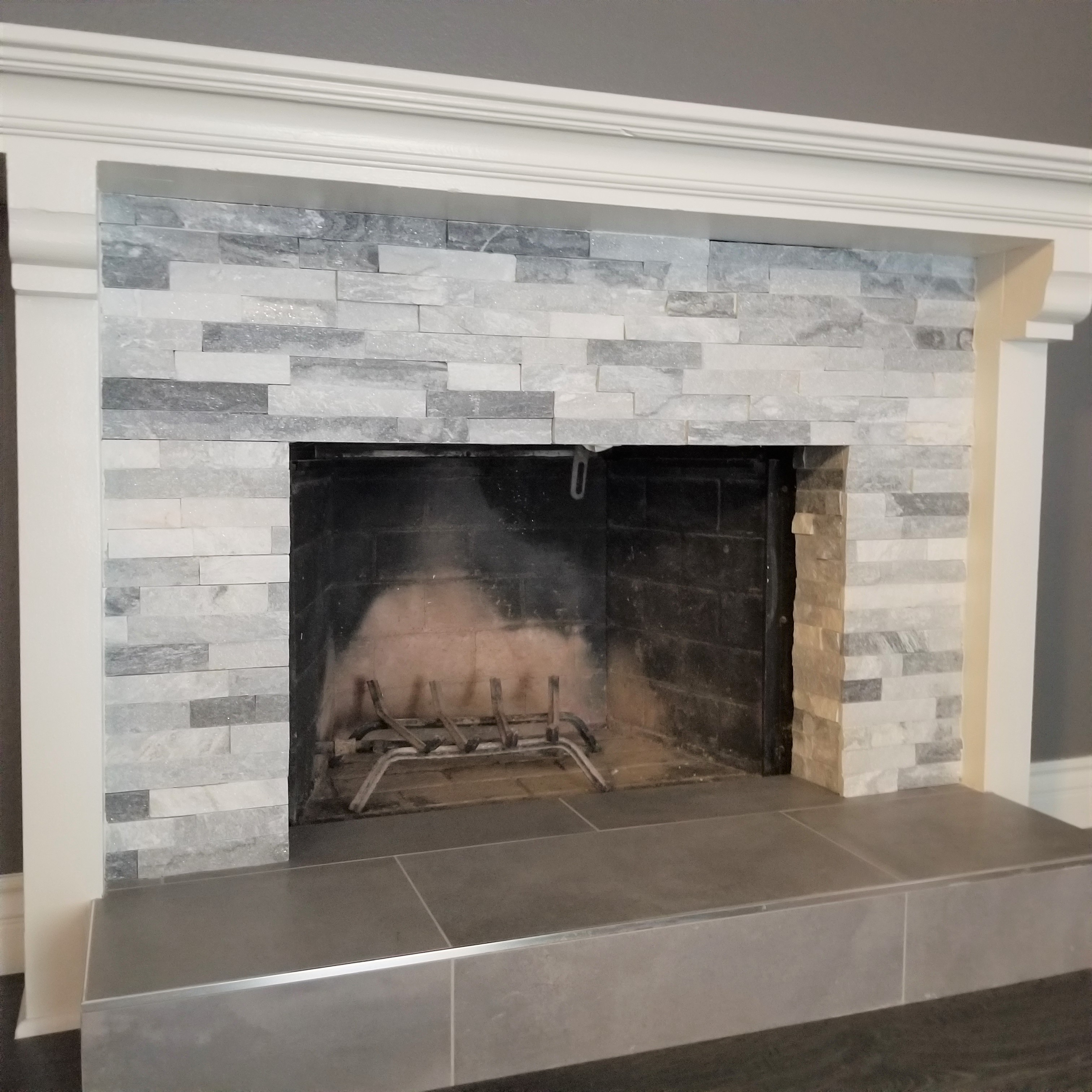Guesnon Fireplace
